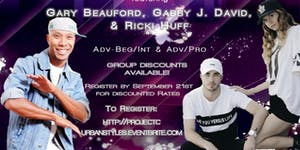 Urban Styles Workshop ft. Gary Beauford, Gabby J....