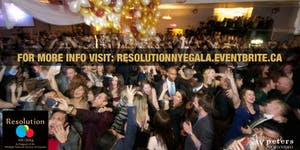 Resolution NYE Gala in Support of KidSport Winnipeg