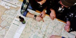 September Mappy Hour DC: Topo Maps
