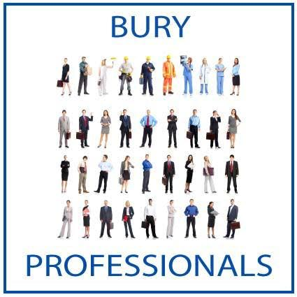 Bury Professionals Monthly Lunch - THIRD THUR