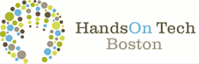 HandsOn Tech Boston logo