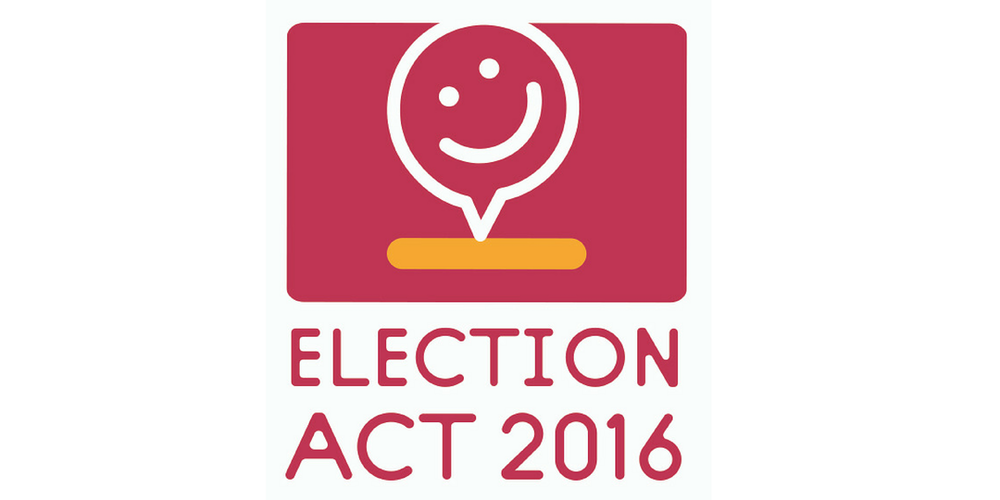 ACT Election Logo
