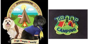 2nd Annual Come Camping with the PupScouts!!