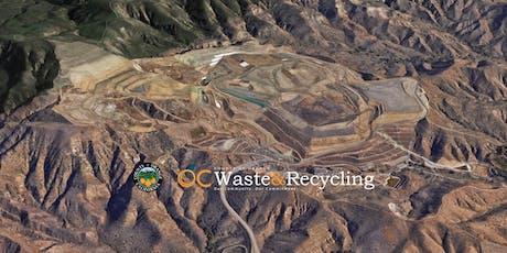 Frank R. Bowerman Landfill Tour - Irvine, CA tickets