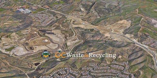 Prima Deshecha Landfill Tour - San Juan Capistrano, CA
