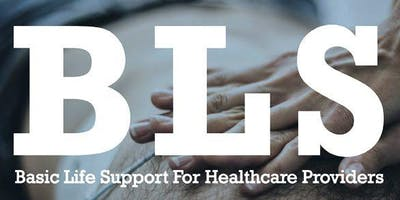 American Heart Association CPR/BLS (Basic Life Support) for Healthcare Providers