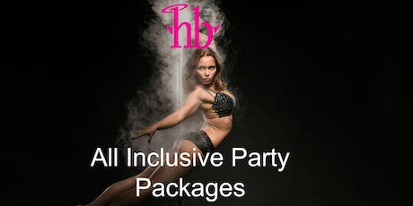 Heavenly Bodies ALL Inclusive Packages tickets
