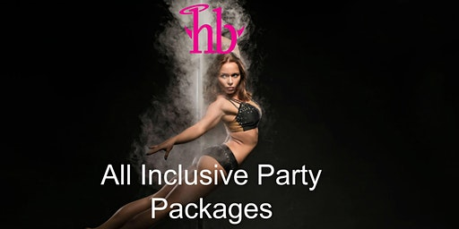Heavenly Bodies ALL Inclusive Packages