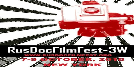 RUSDOCFILMFEST-3W: OPENING EVENT + NUREMBERG: ITS LESSON FOR TODAY tickets