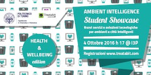 Ambient Intelligence Students Showcase - Health and...