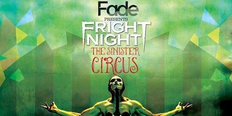 Fade presents: FRIGHT NIGHT ft. Sub Focus, CalyX & TeeBee, and 1991 tickets