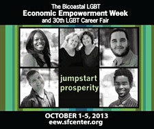Economic Empowerment Week 2013 logo