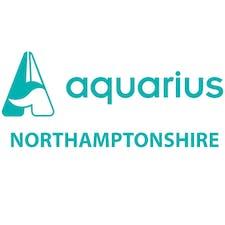 Aquarius Northamptonshire logo