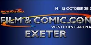 Film & Comic Con EXETER 2017