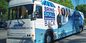 BRING SMALL BUSINESSES BACK TOUR (The Woodlands, TX)