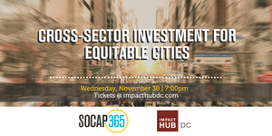 Cross-Sector Investment for Equitable Cities