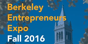 Berkeley Entrepreneurs Expo - Fall 2016