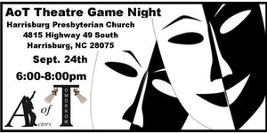 Free Youth Night-Theatre Games