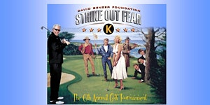 Strike Out Fear Golf Tournament, Nov 1, 2016
