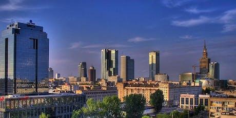 Go Poland 2020 bilhetes