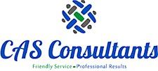 CAS CONSULTANTS LLC/ Angel Radcliffe logo