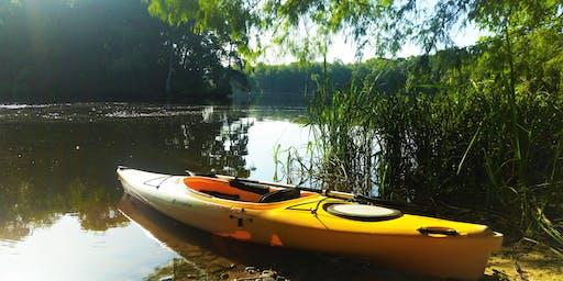 Dunns Creek State Park Kayak Tour