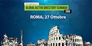 """Seminario """"Next-Gen Active Directory Monitoring &..."""