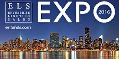 Enterprise Lighting Sales - Expo 2016 Exhibitor Event tickets