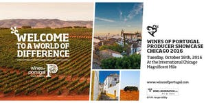 Wines of Portugal Producer Showcase 2016 in Chicago...
