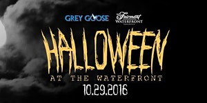 HALLOWEEN AT THE WATERFRONT
