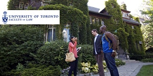 University of Toronto Law - JD Campus Tours - Fall 2016