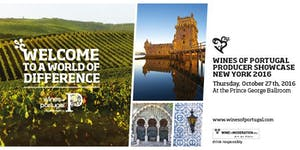Wines of Portugal Producer Showcase 2016 in New York...