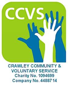 Crawley CVS logo