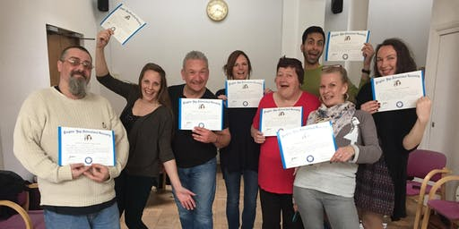 Laughter Yoga Leader Training with the Laughter Yoga Master Trainer, Blackpool