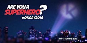 OkDay 2016 - Are you a SuperHero?