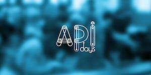 APIDays Paris 2016 : Main event