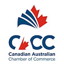 Canadian Australian Chamber of Commerce (CACC) logo