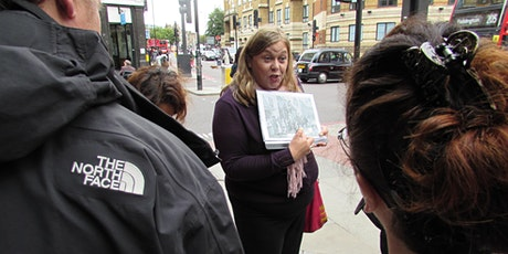 A Road to Ruin Walking Tour tickets