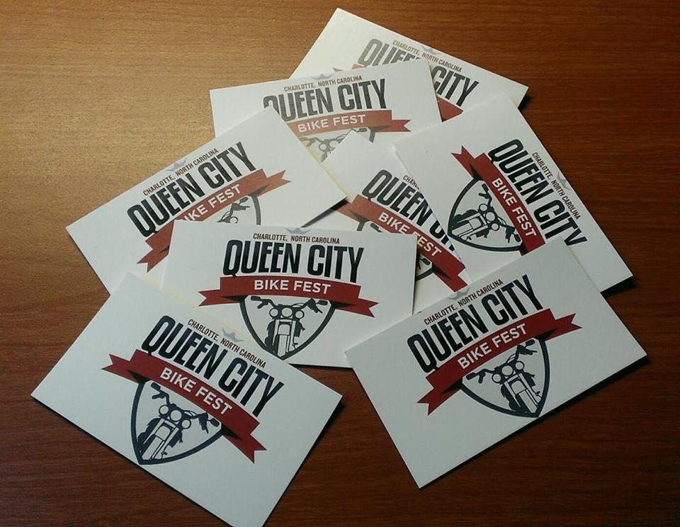 Queen City Bike Fest and Charity Ride 2017