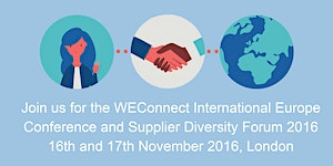 WEConnect International Europe Conference and Supplier...