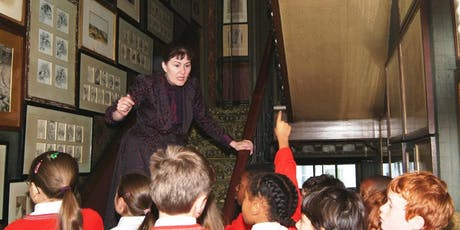 Half term family Costume Guided Tours of 18 Stafford Terrace tickets