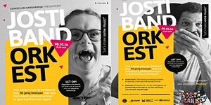 Jostiband  Orkest & support act Mixsing