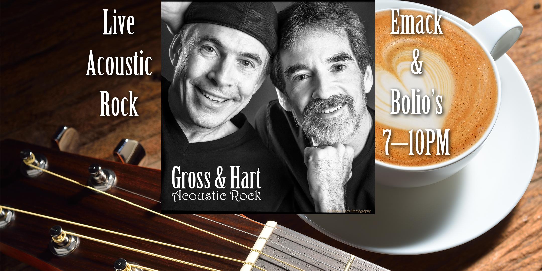 Gross & Hart @ Emack & Bolio's