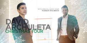 David Archuleta Christmas Tour with Special Guest...