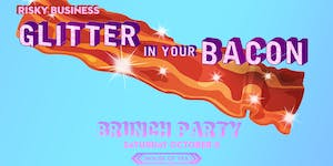 Glitter in your Bacon // Brunch Party