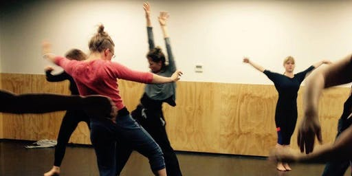 Adult Beginner Contemporary Dance, Wellington