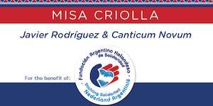 Misa Criolla 2016 - Benefit Concert