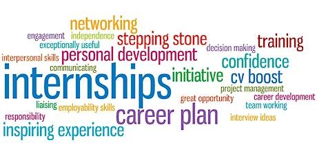 Mandatory Internship Orientation Sessions - CSUF tickets