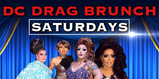 Drag Brunch In Washington DC