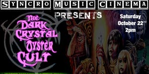 Syncro Cinema Music at Maxwell's Tavern: Blue Oyster...